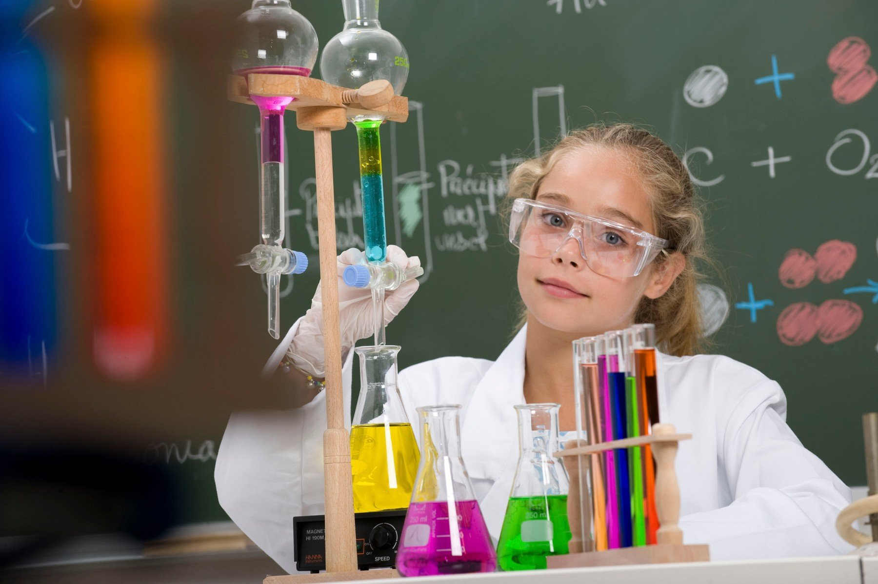 Výuka chemie na základní škole