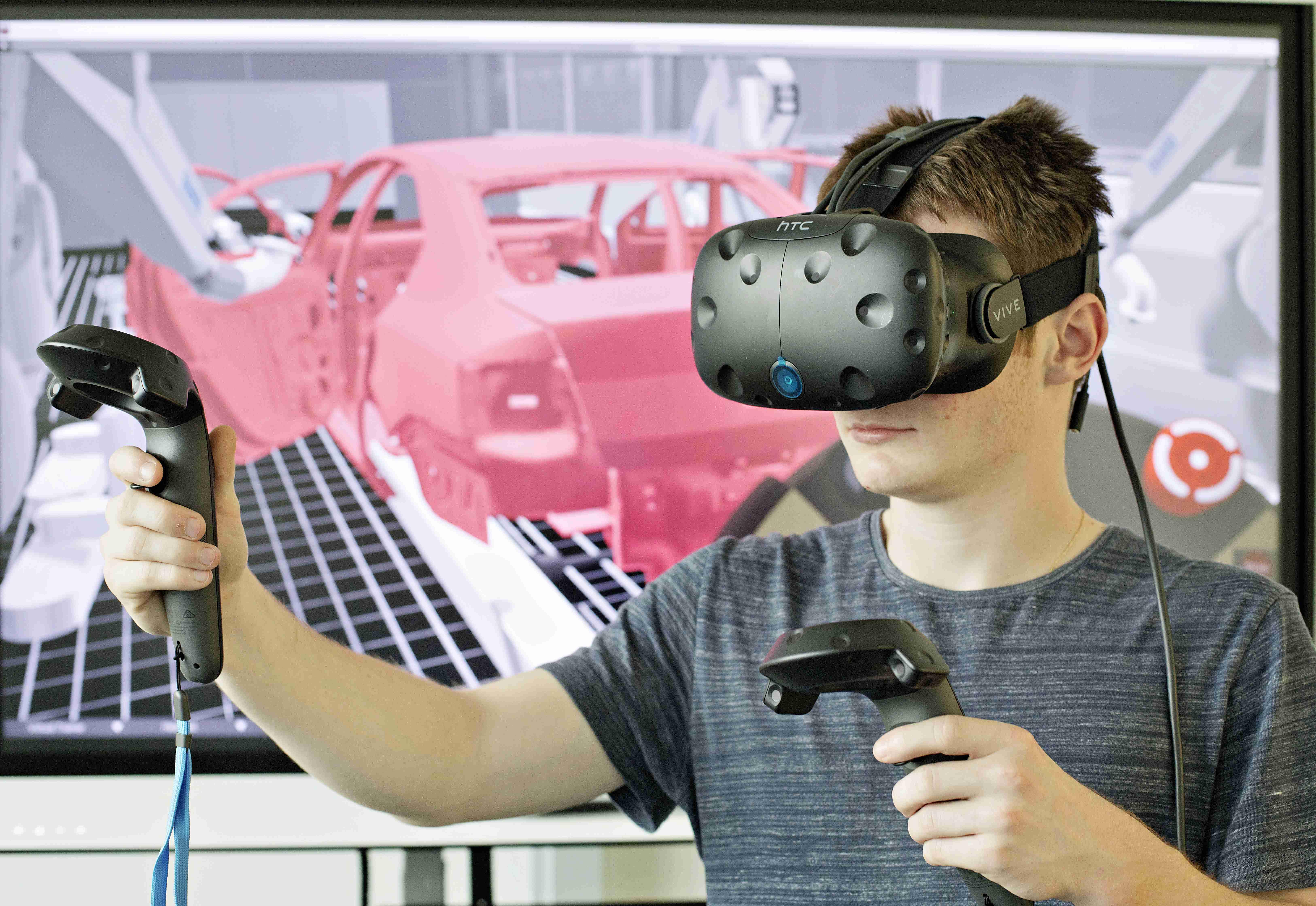 Virtuální realita umožňuje studentům učit se zážitkem