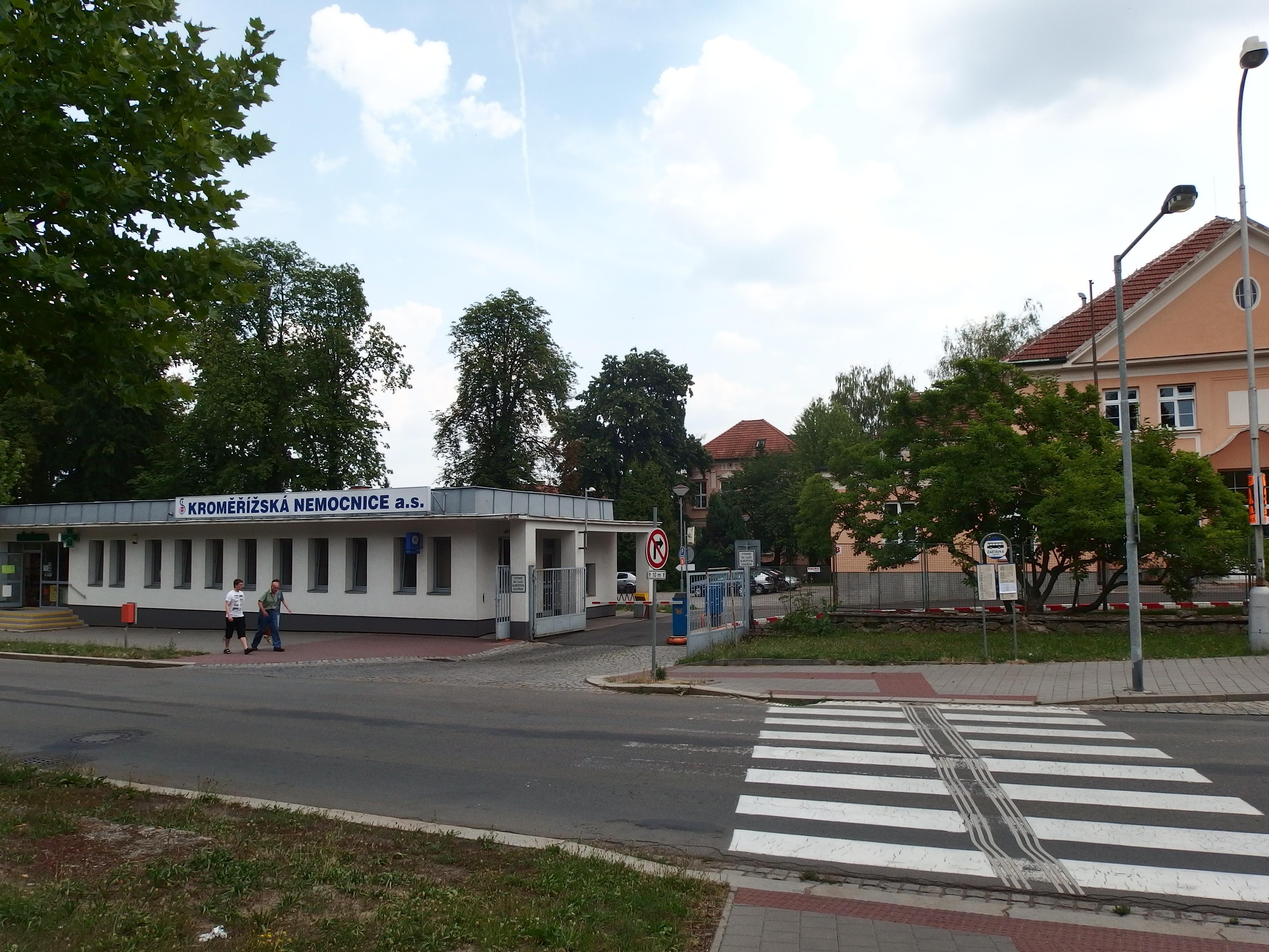 Kroměřížská nemocnice