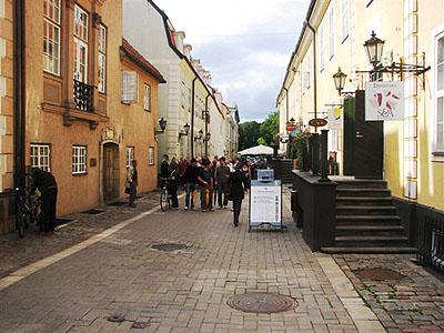Lotyšsko - Riga - Staré město