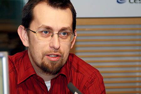 Karel Bačkovský, právník z Ministerstva vnitra ČR