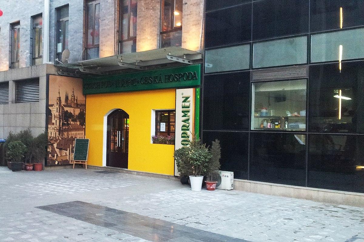 Česká restaurace v Pekingu je jediným českým podnikem v Číně