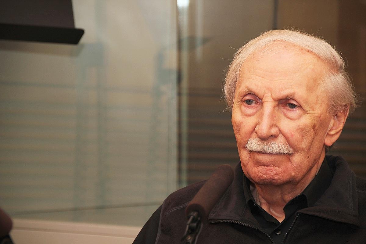 Herec Ladislav Chudík