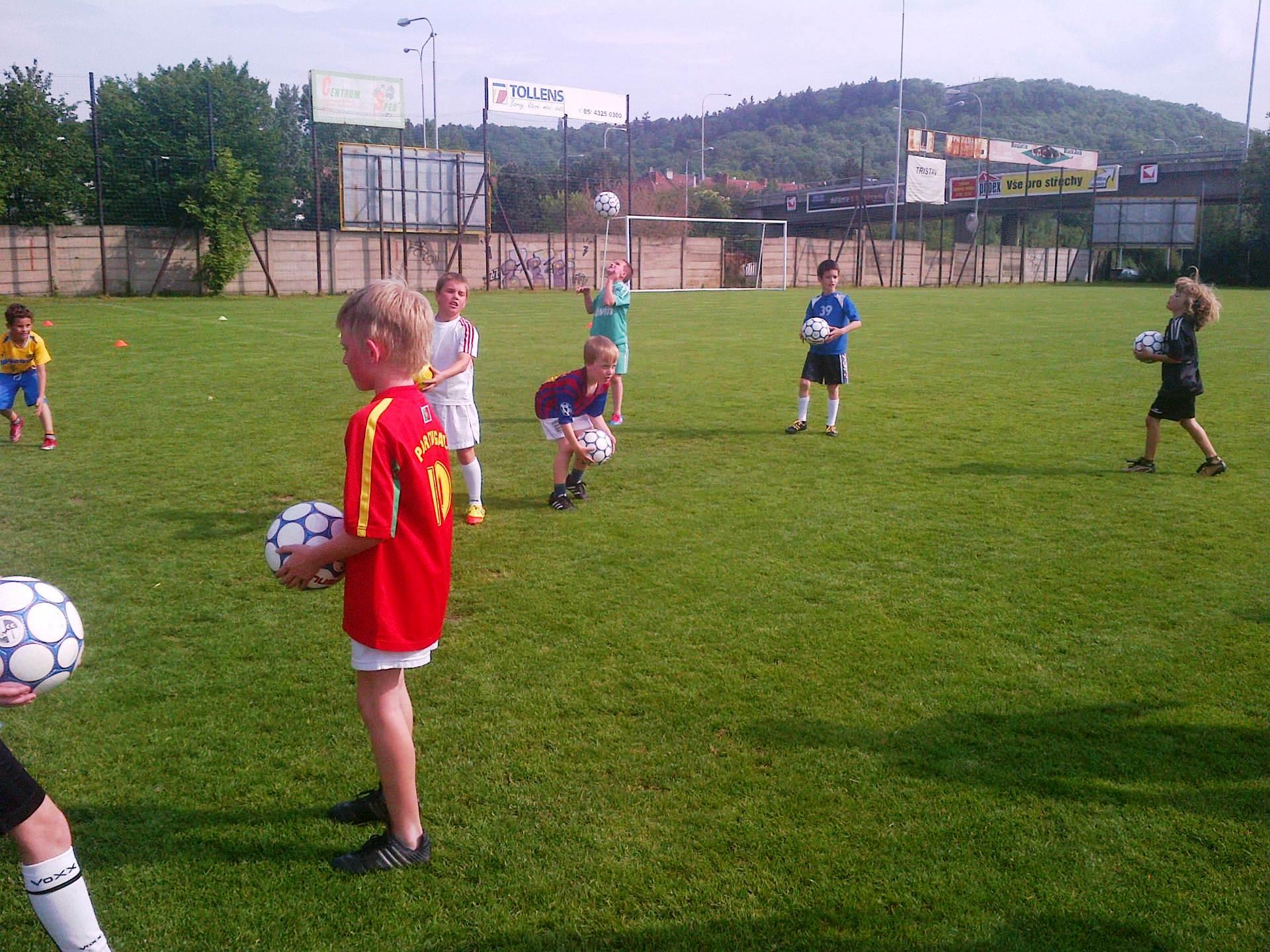 298dd56bc S fotbalem může dítě začít už ve čtyřech letech | Radiožurnál
