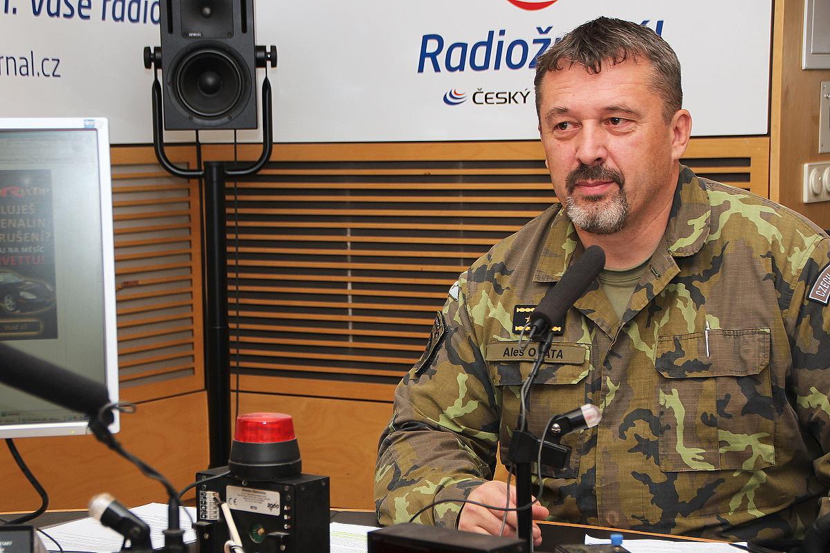Generálmajor Aleš Opata