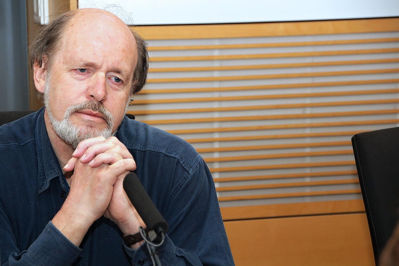 Rozhlasový reportér Aleš Procházka