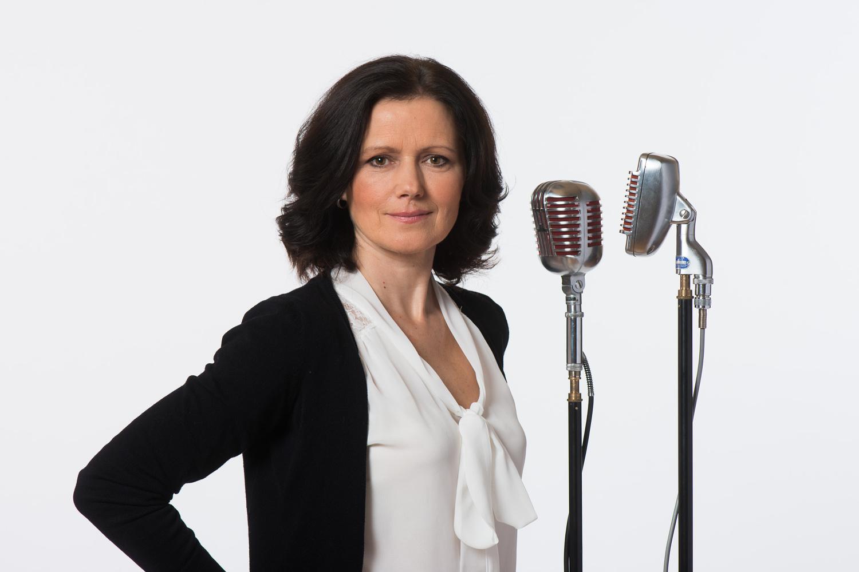 Moderátorka Zuzana Burešová