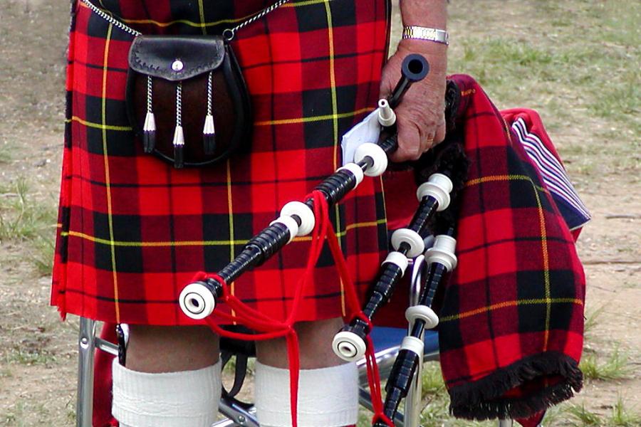 skotský kilt