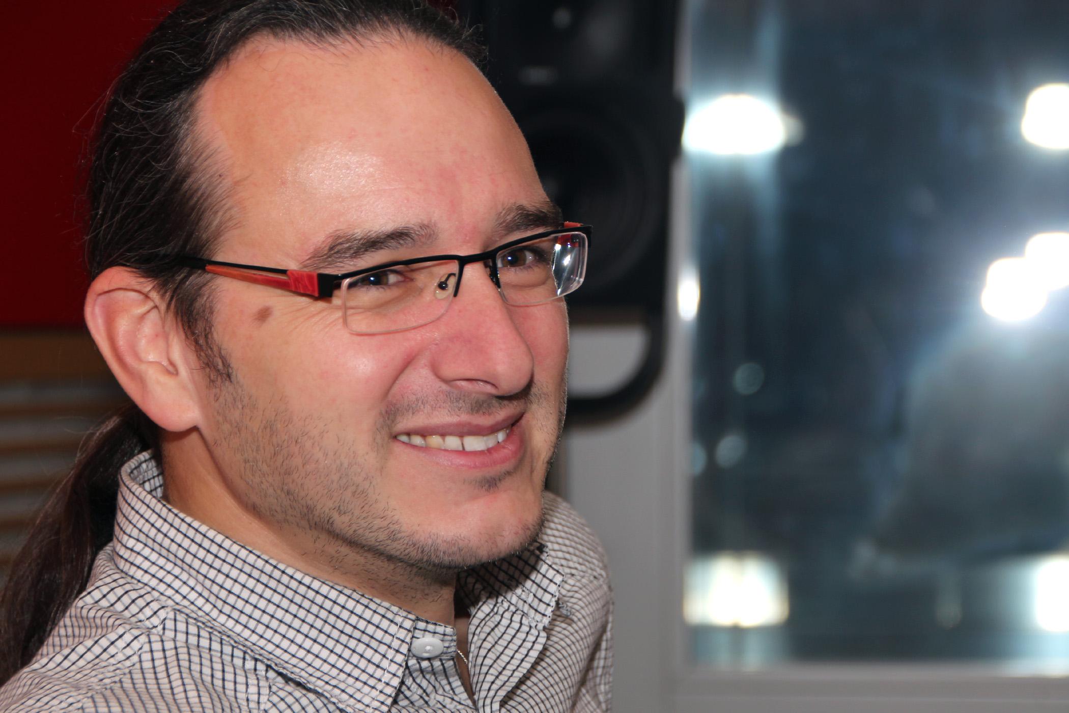 Jakub Szántó, blízkovýchodní zpravodaj České televize