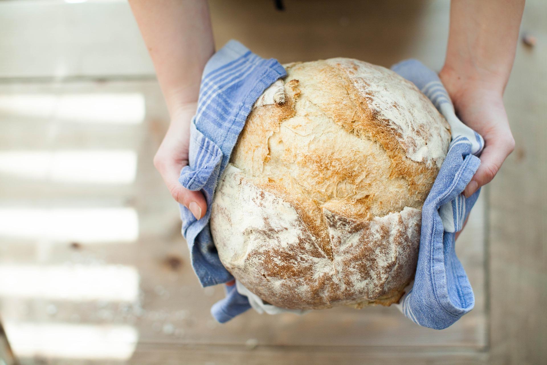 Chlé, vaření, kuchyně, domácí potraviny, pekárna (ilustrační foto)