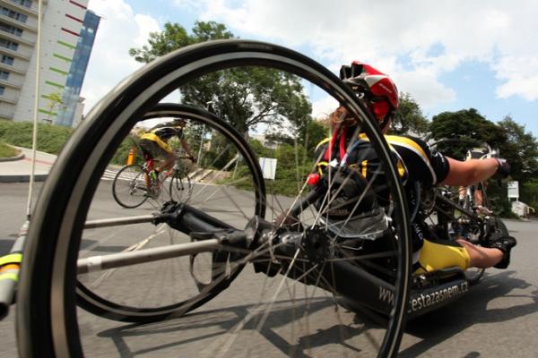 Opel Handy Cyklo Maraton je největší sporotvní akce s aktivním zapojením osob napříč handicapy v Česku