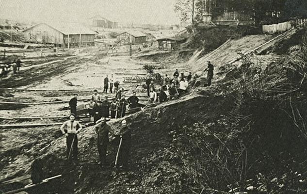 Práce v gulagu