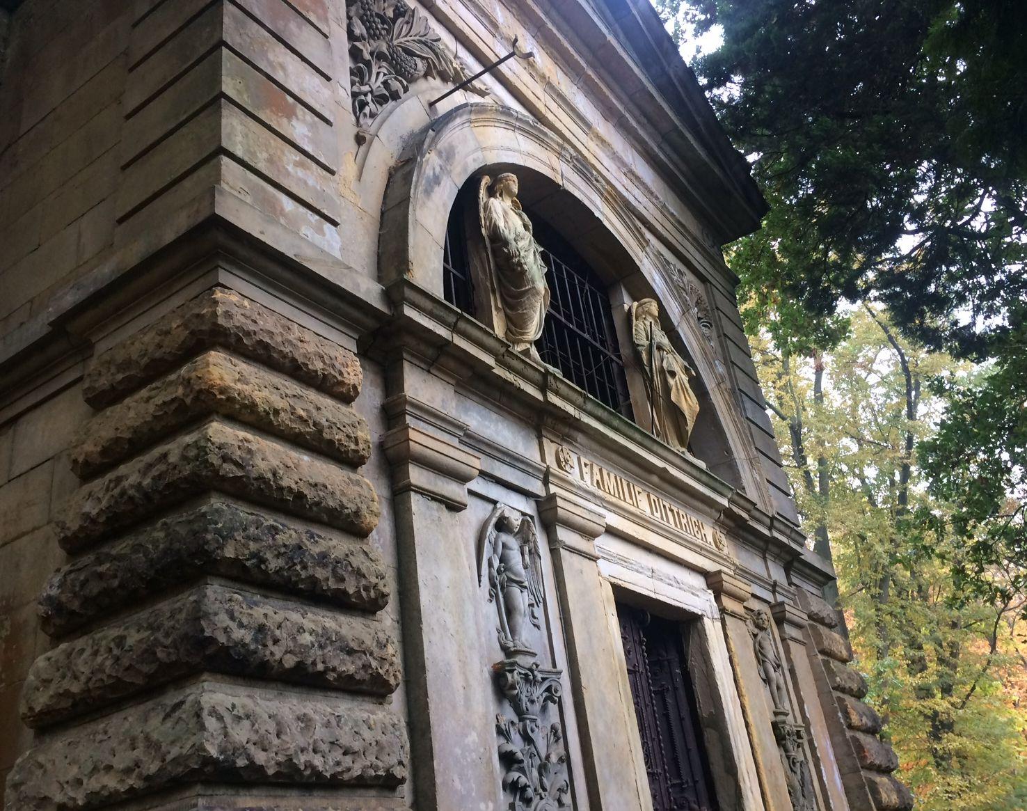 Hrobka rodiny Dittrich