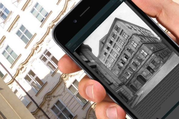 Projekt Memento seznamuje s podobou míst, kde před válkou žili Židé deportovaní do koncentračních táborů