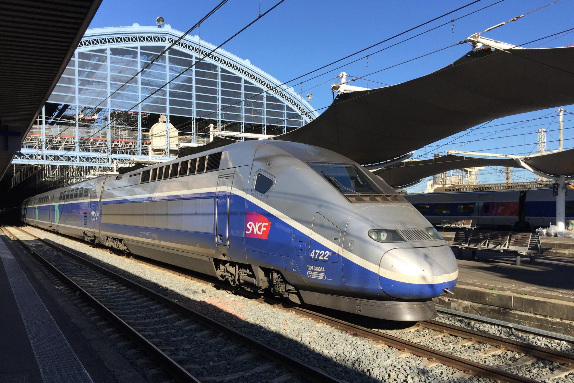 Vysokorychlostní vlaky TGV