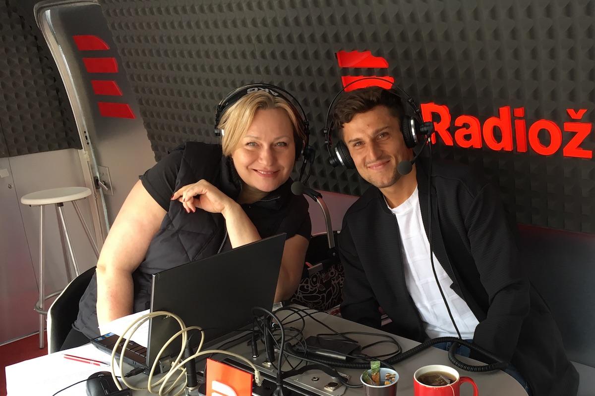 Patricie Strouhalová a Jiří Homoláč