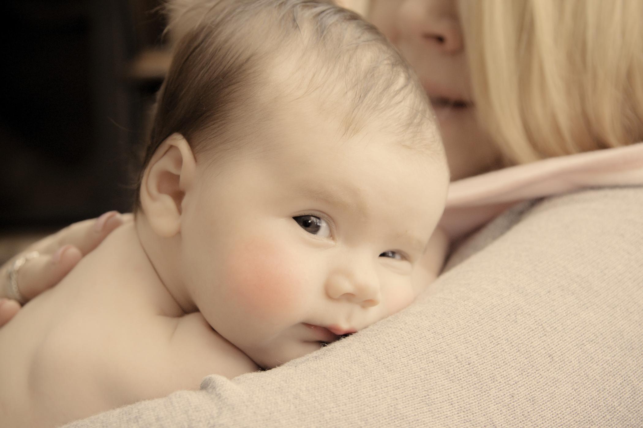 Novorozenec (ilustrační foto)