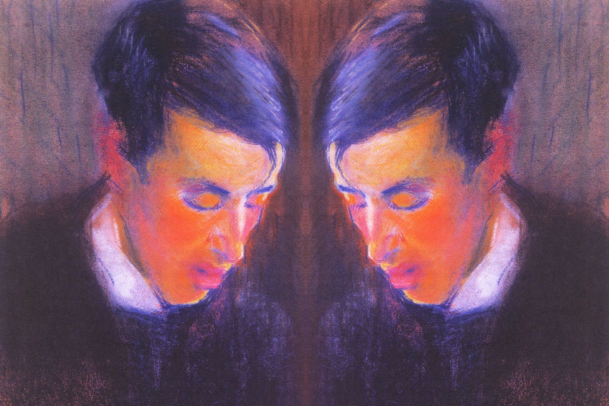 Josef Čapek: Hlava Karla Čapka (1907)