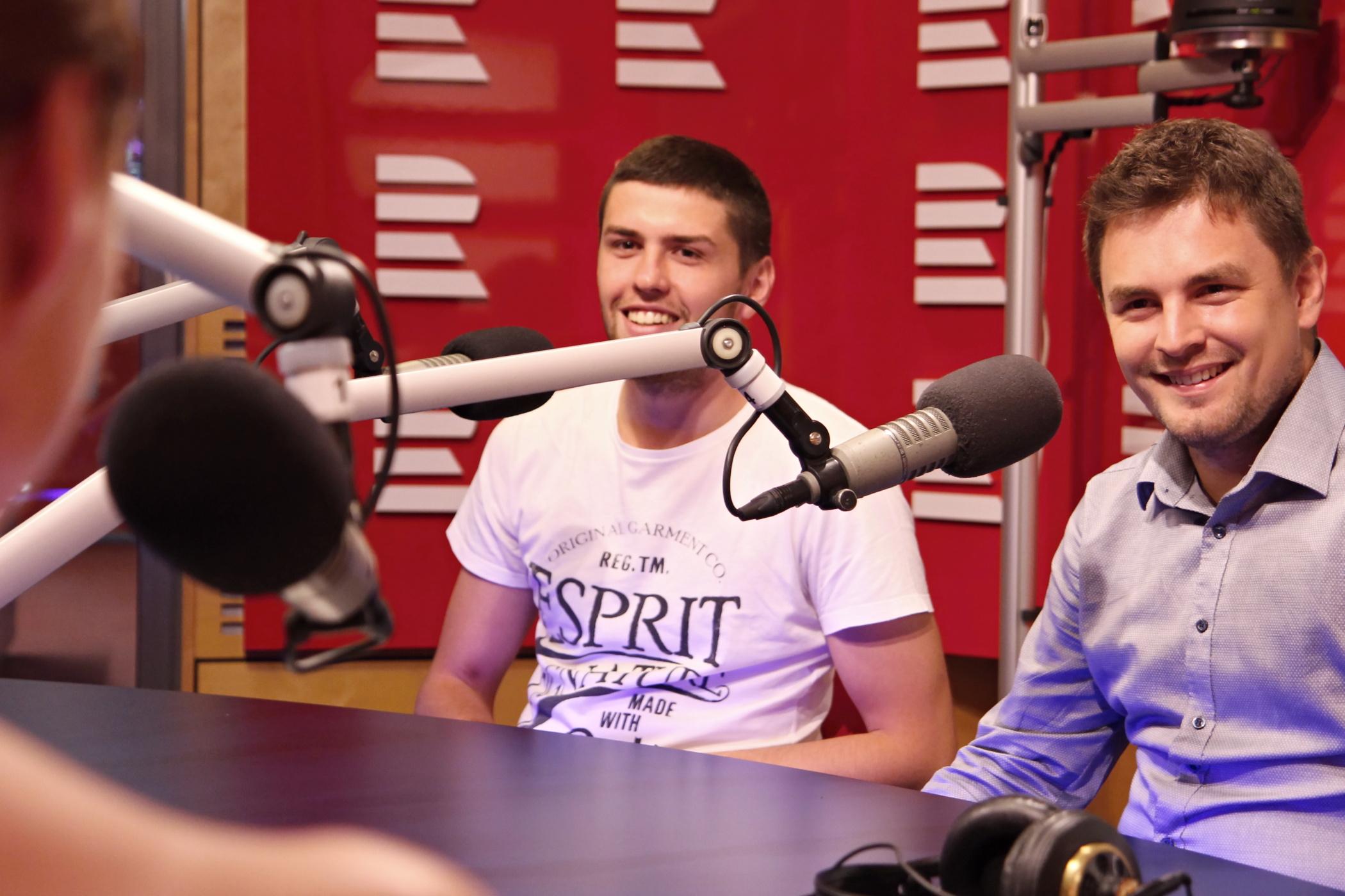 Martin Pavelka a Jan Klimeš