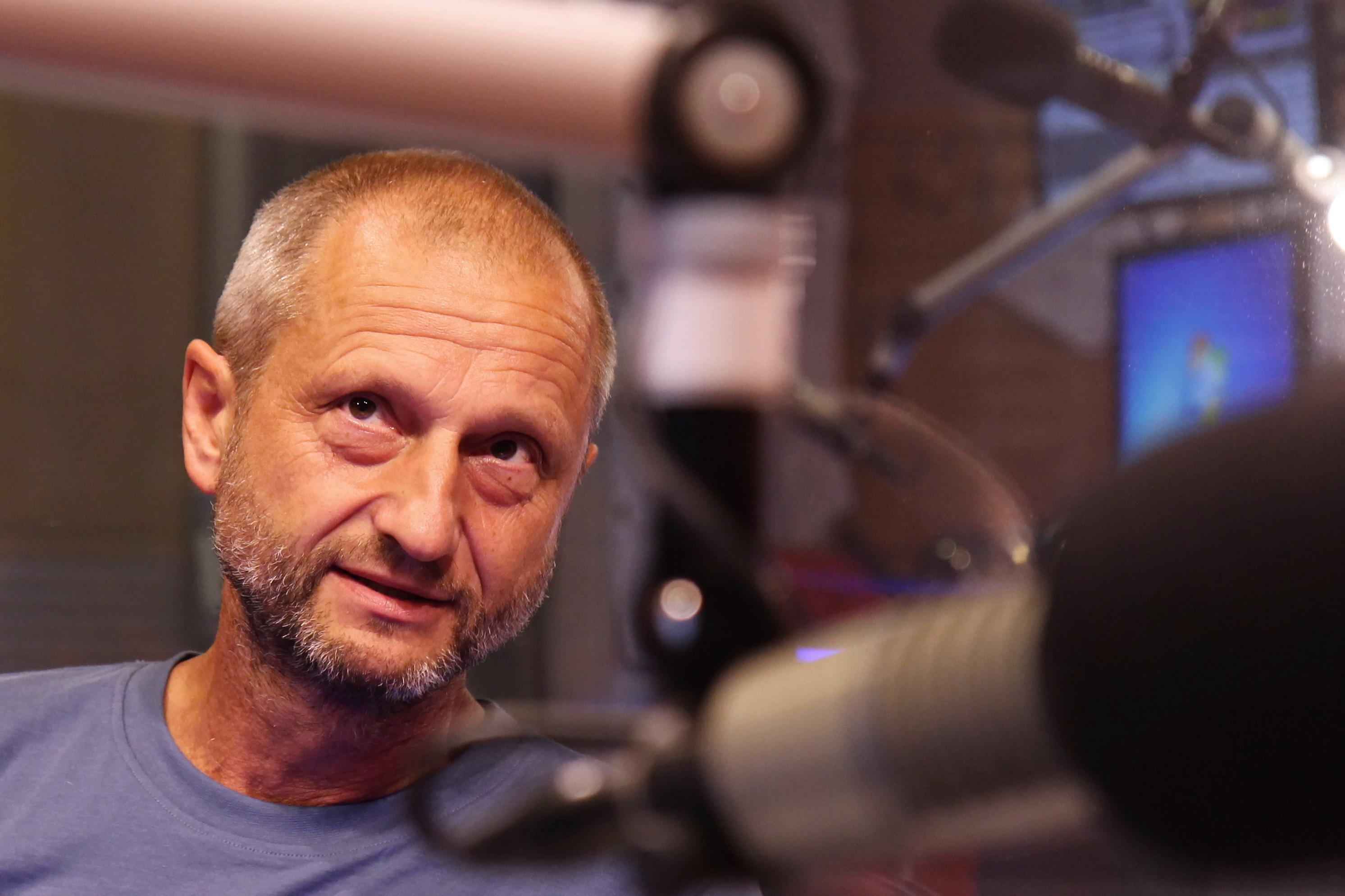 Hydrobiolog Jindřich Duras