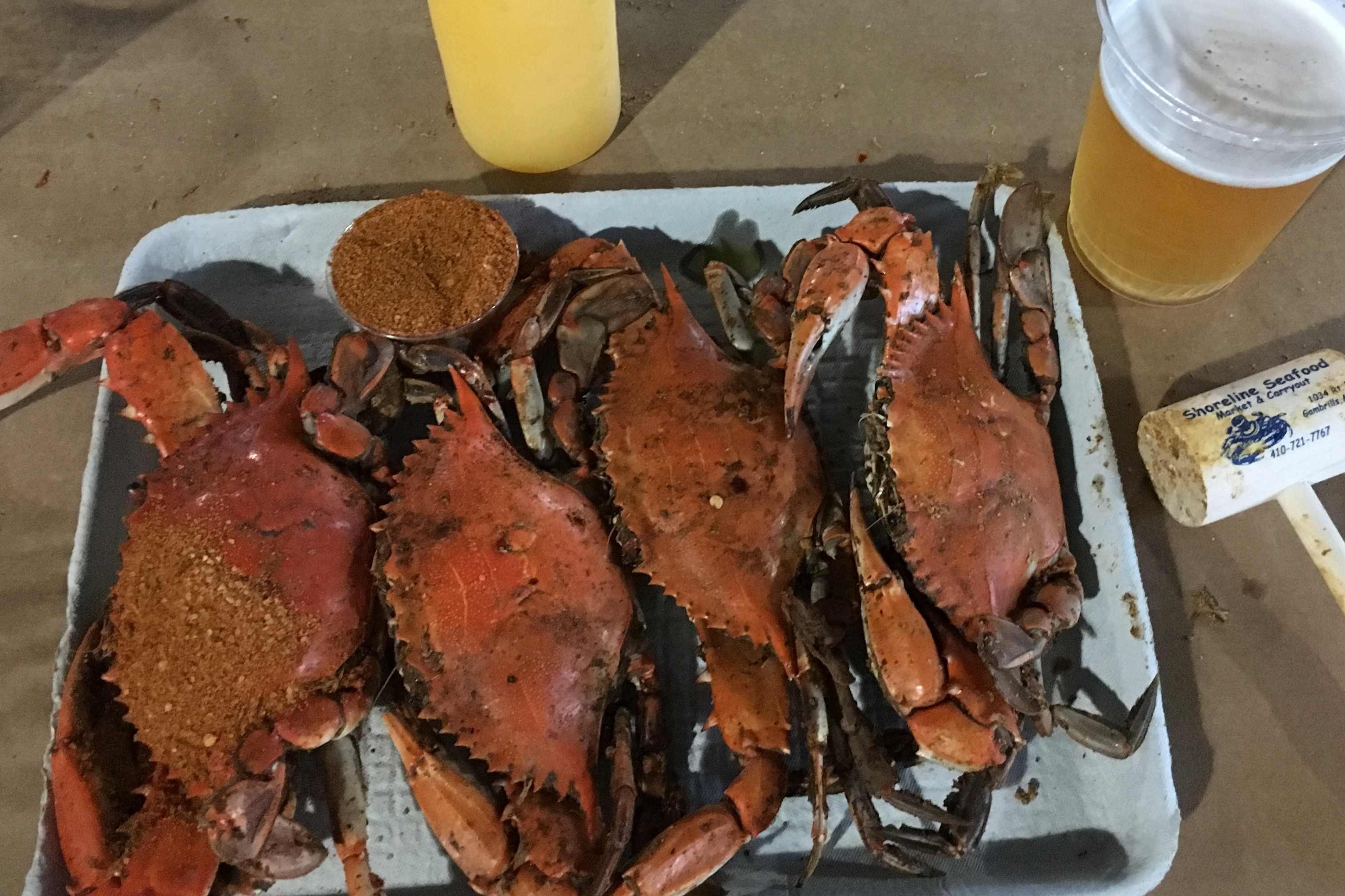 Konzumace krabího masa vyžaduje zkušenosti