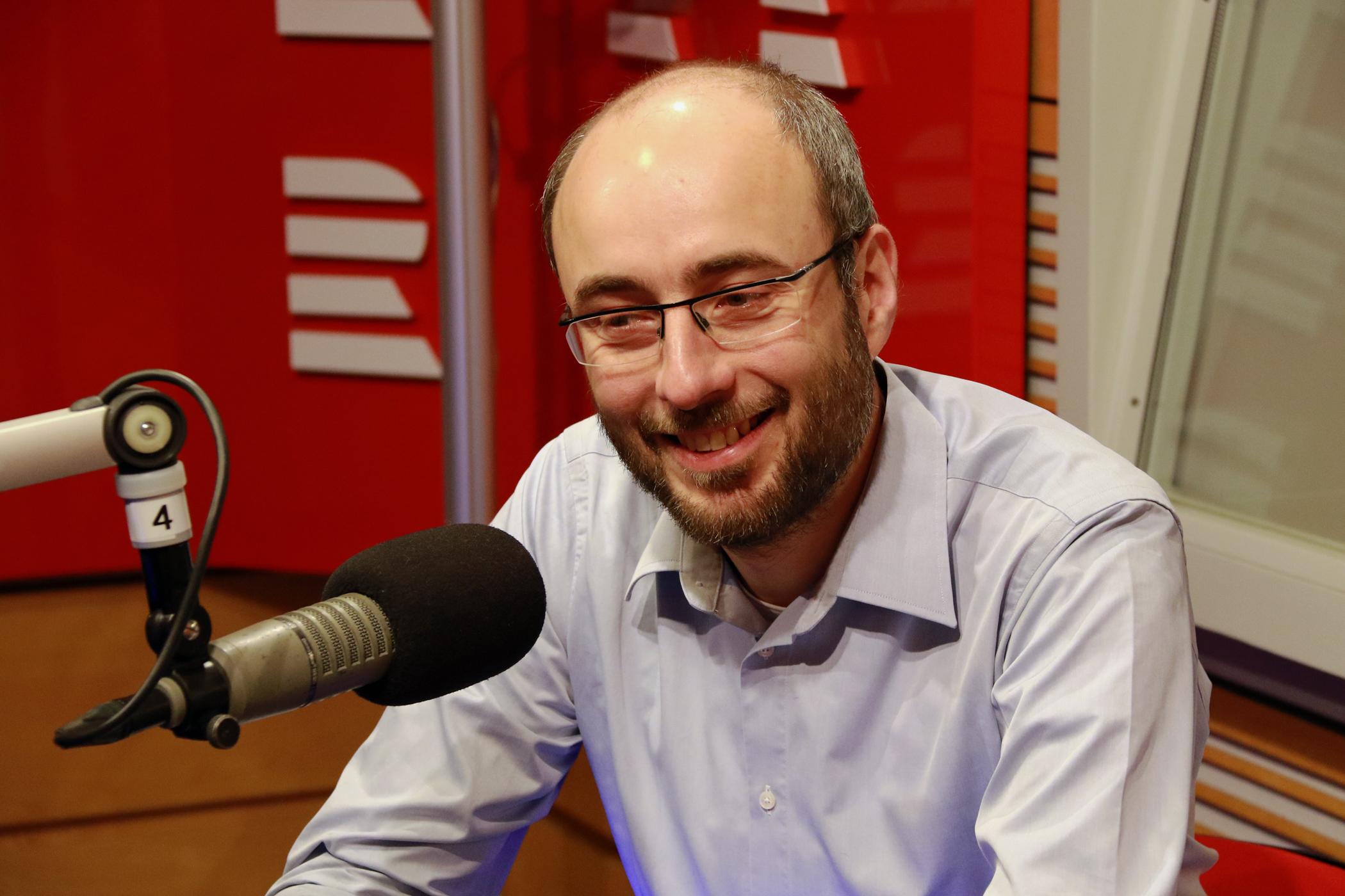 Martin Rehák, odborník na kybernetickou bezpečnost