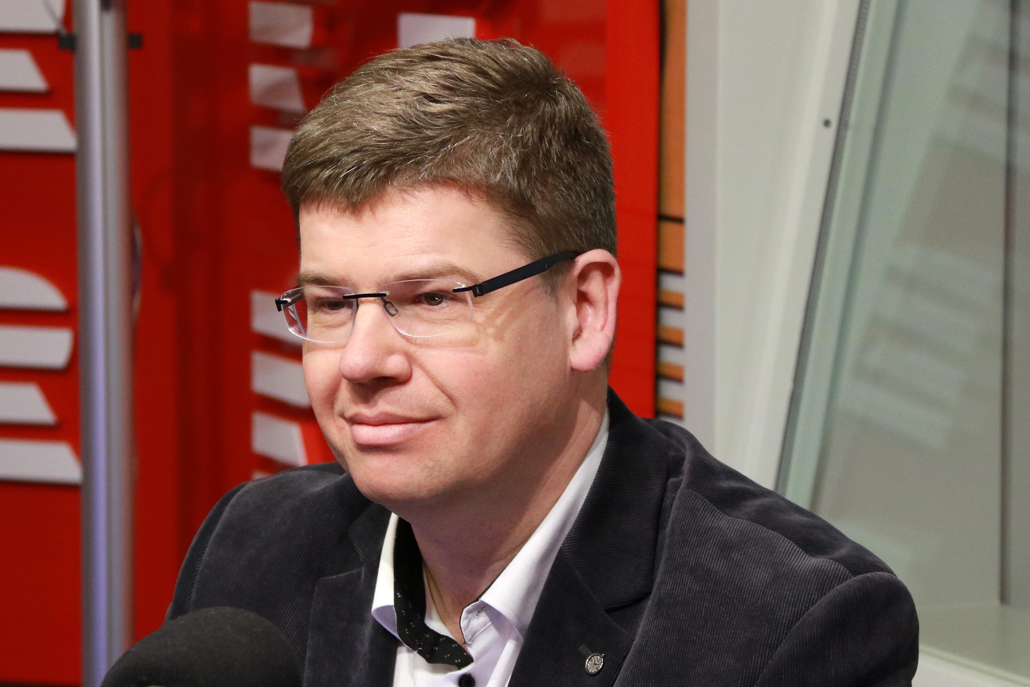 Jiří Pospíšil z TOP 09