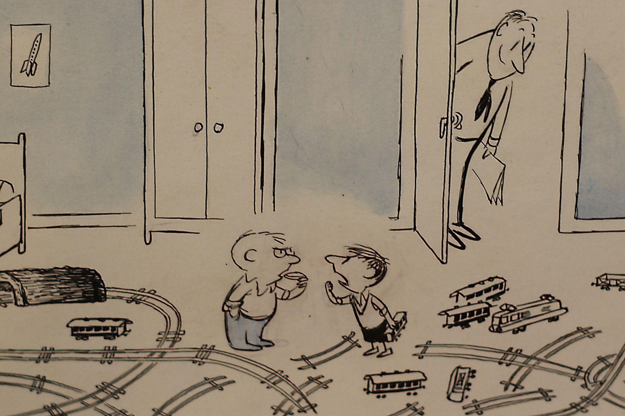 Malý Mikuláš provází dětské čtenáře i jejich rodiče už od 60. let 20. století