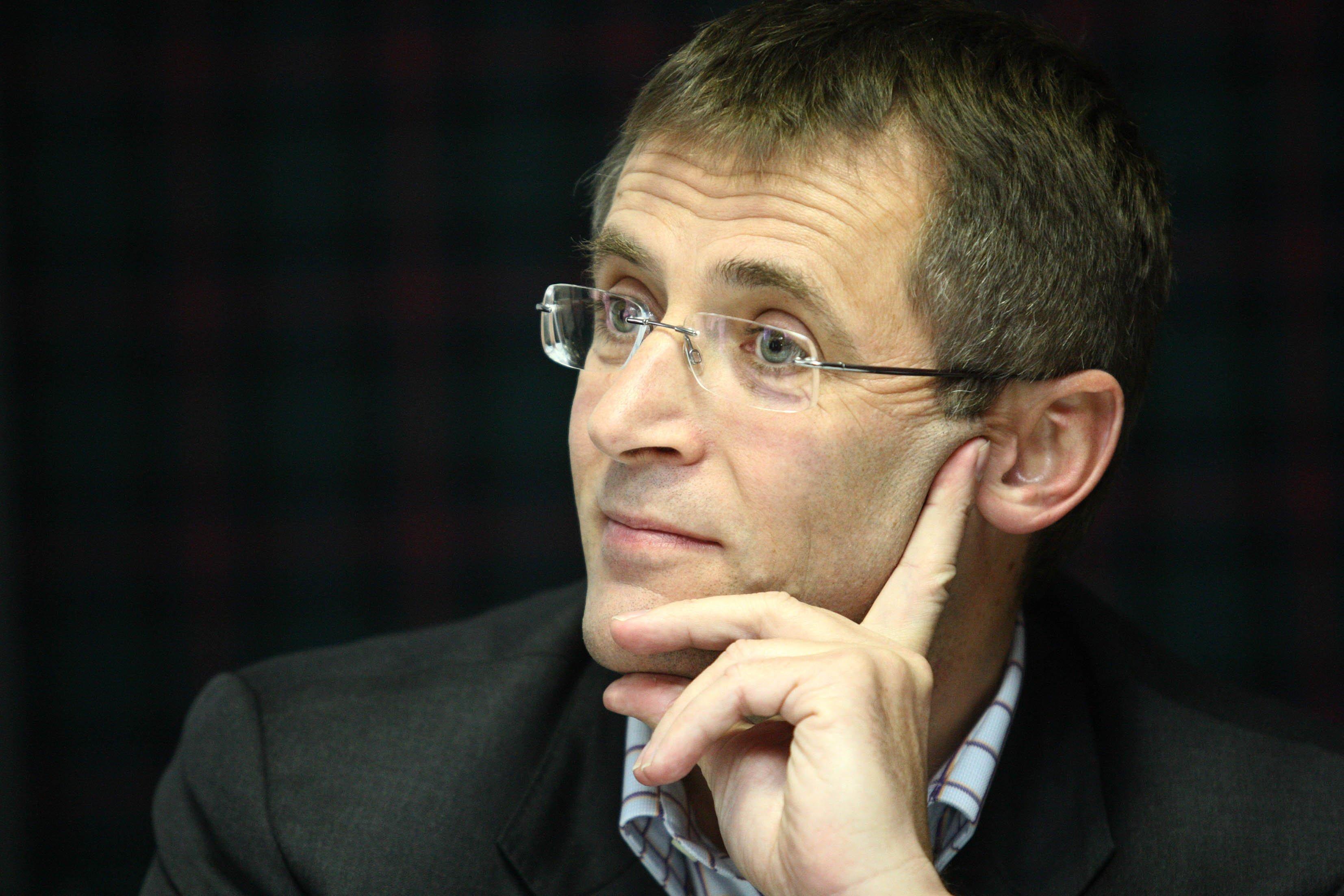 Roman Kumpošt, místopředseda Českého olympijského výboru
