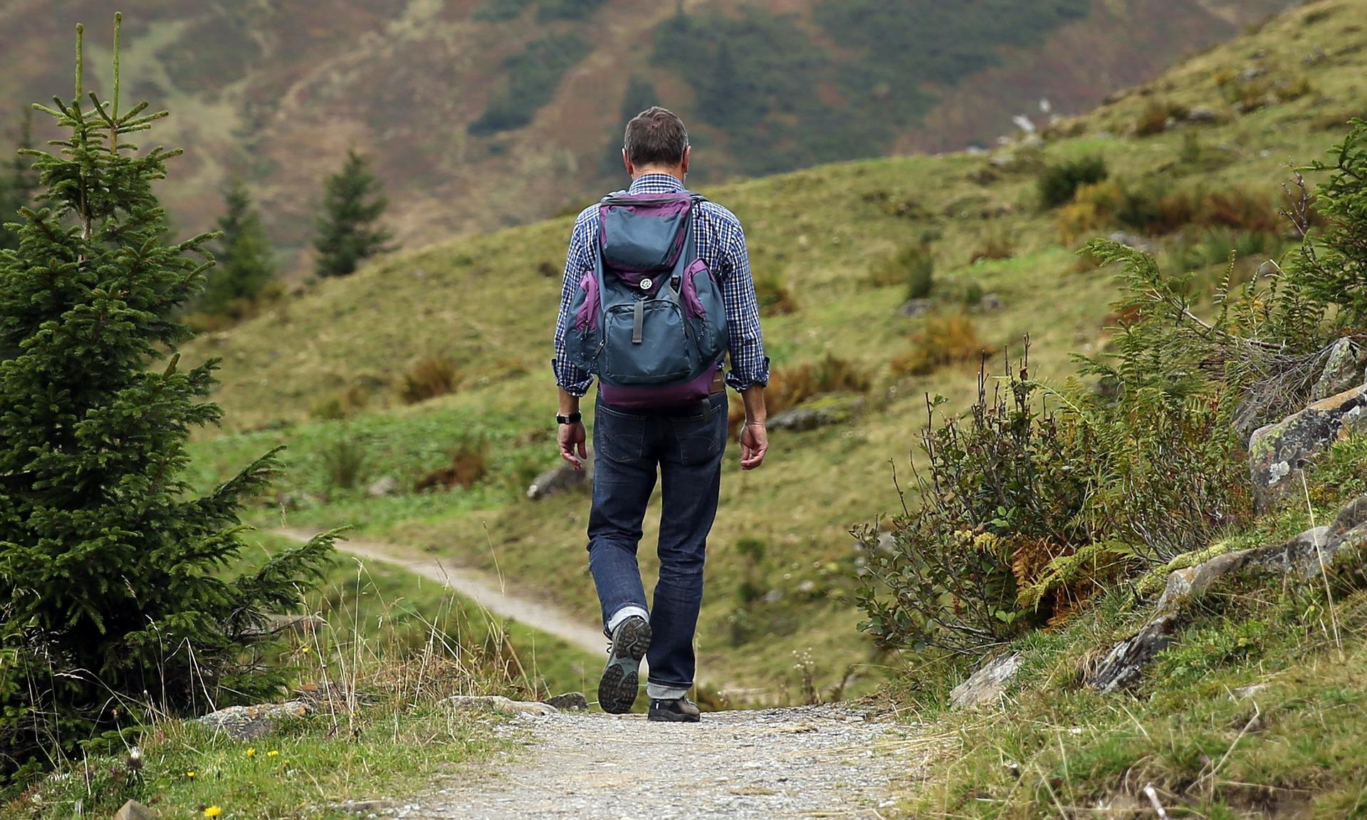 Na horskou túru je dobré se předem pečlivě připravit