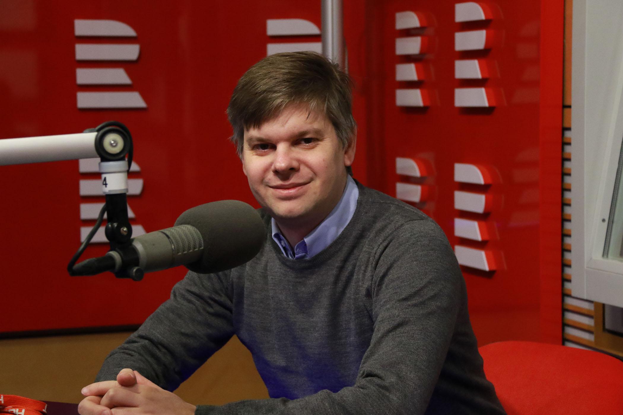 Bývalý člen rady Českého telekomunikačního úřadu Ondřej Malý