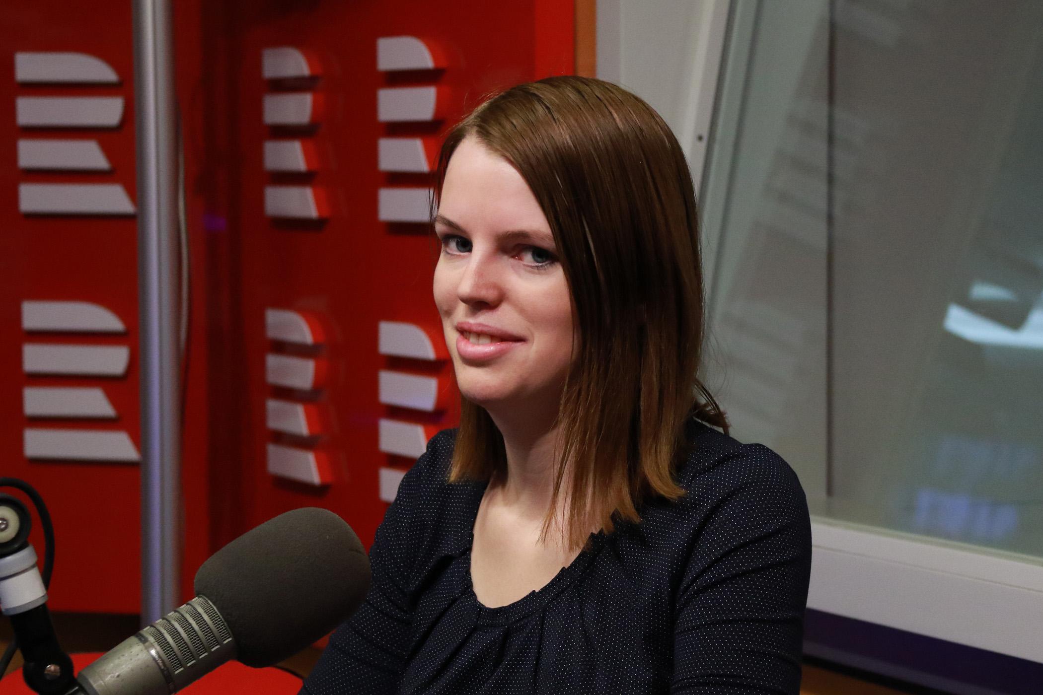 Michaela Čermáková, koordinátorka dobrovolníků v ÚVN