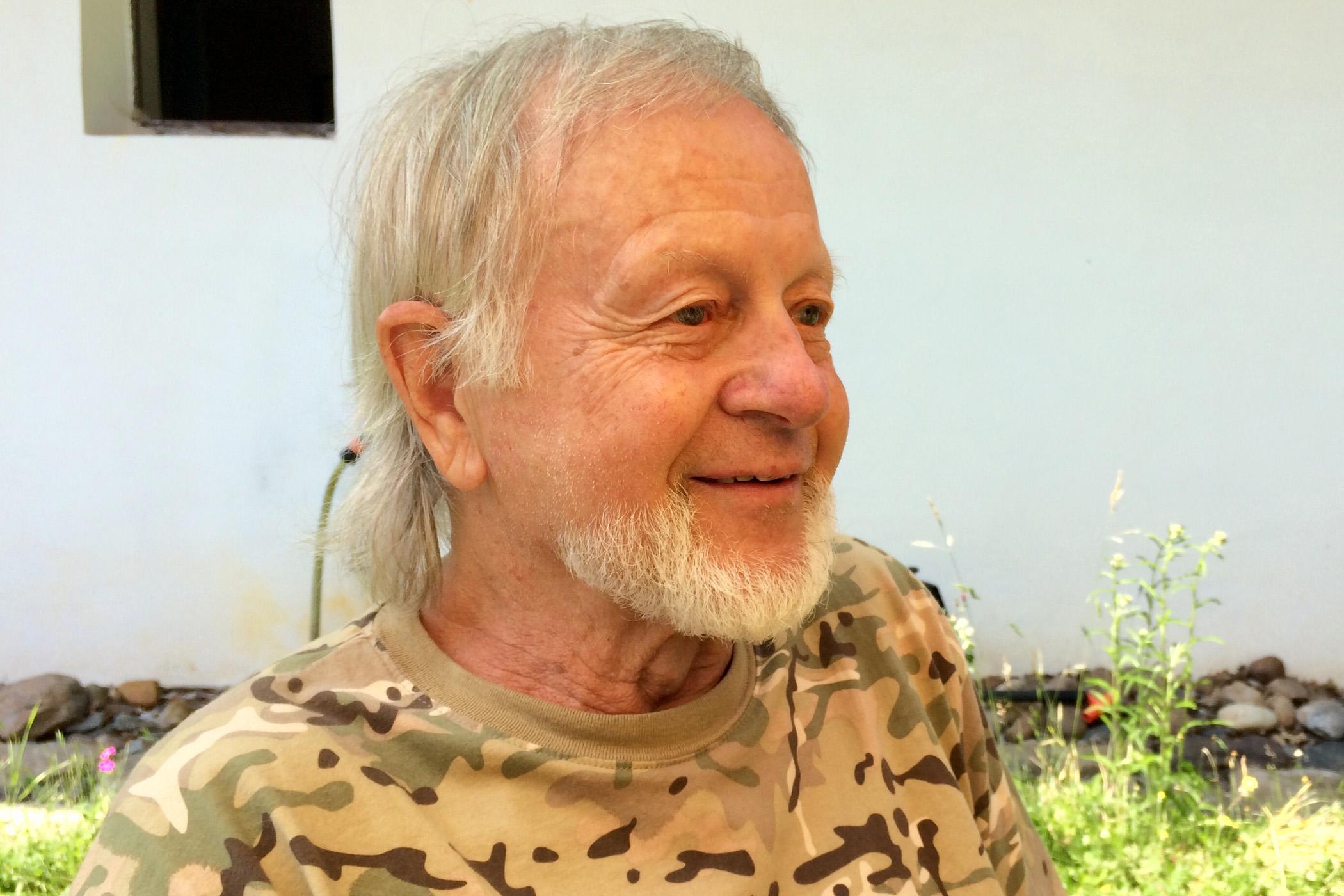 Potapěč a vynálezce Pavel Gross