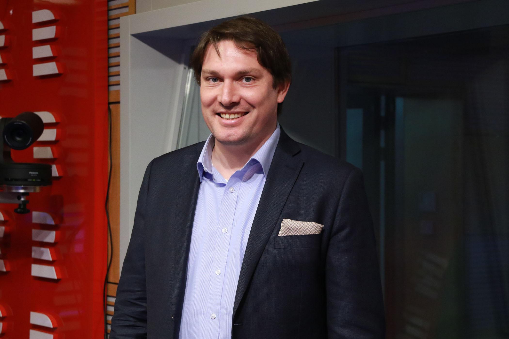 Právníka Štěpán Ciprýn, který se specializuje na kyberšikanu