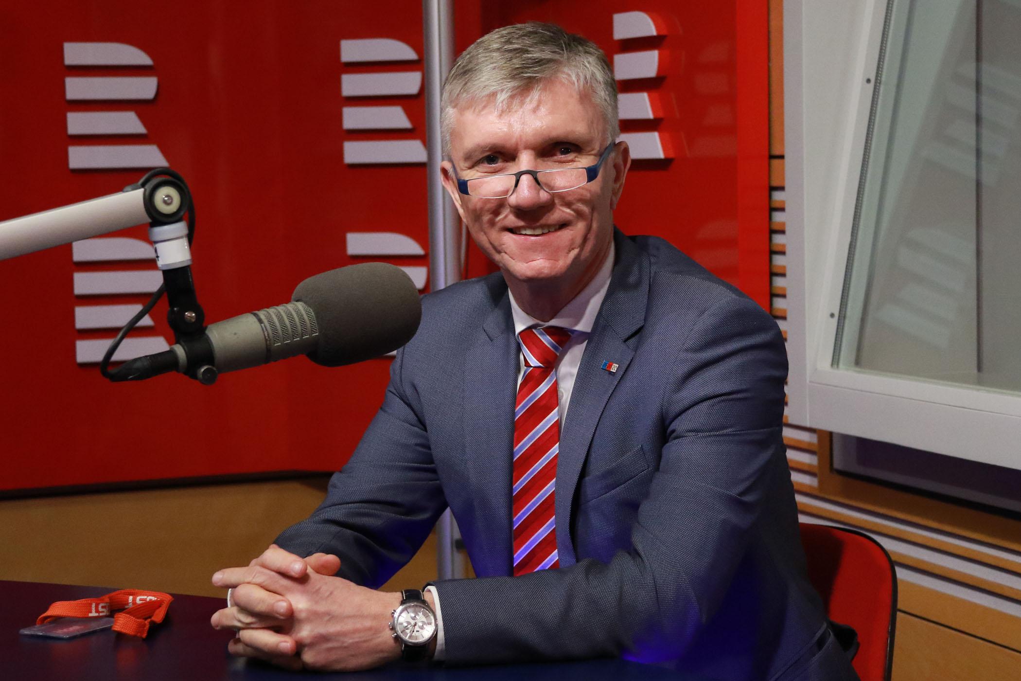 Zdeněk Zajíček, odborník na e-government a prezident ICT unie
