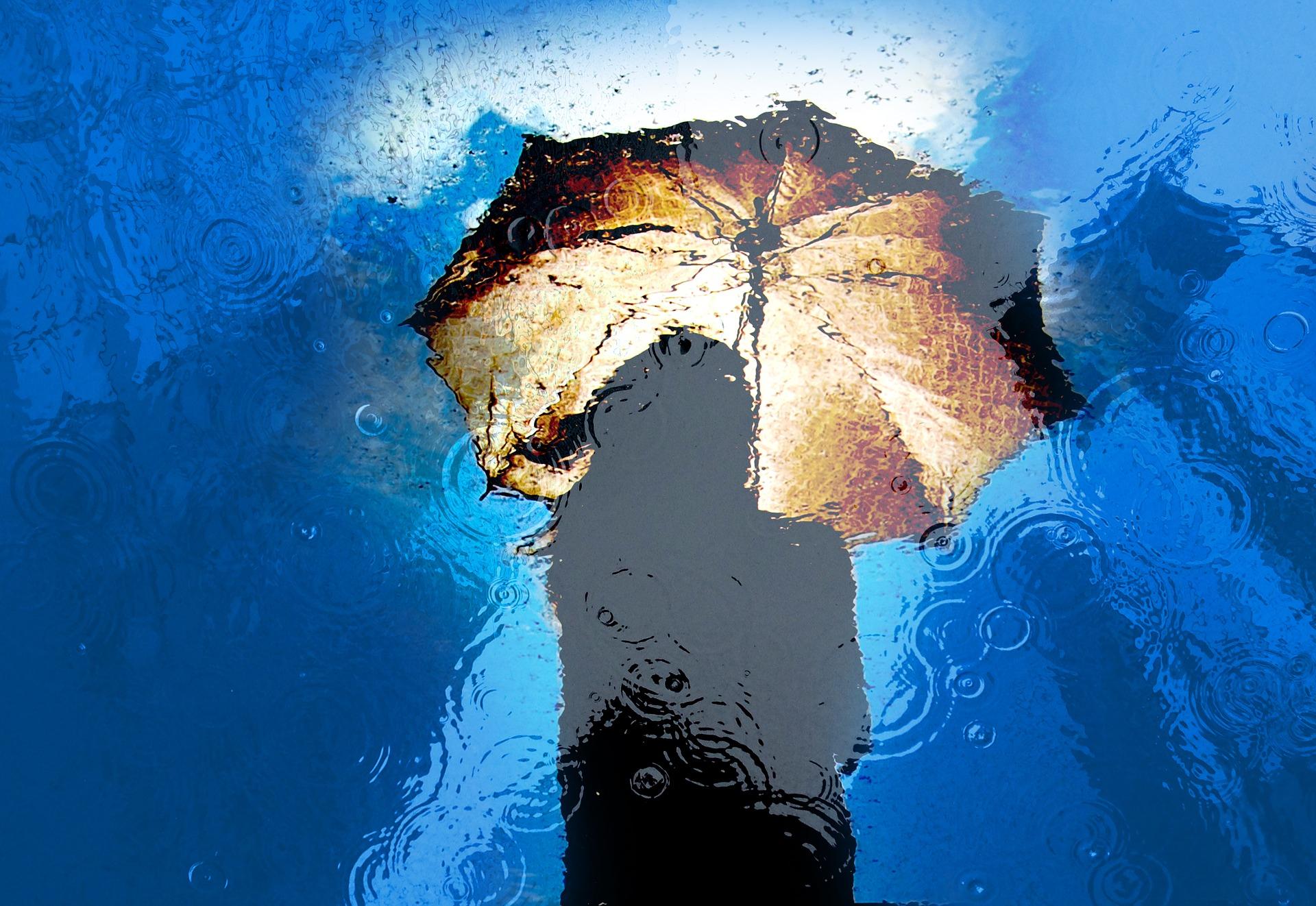 Města chtějí více využívat dešťovou vodu (ilustrační foto)