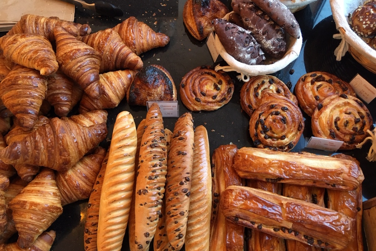 Francouzské pečivo je nenapodobitelné
