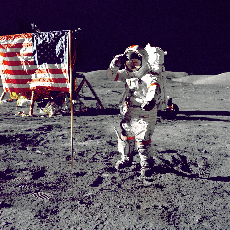 Eugen Cernan, Apollo 17