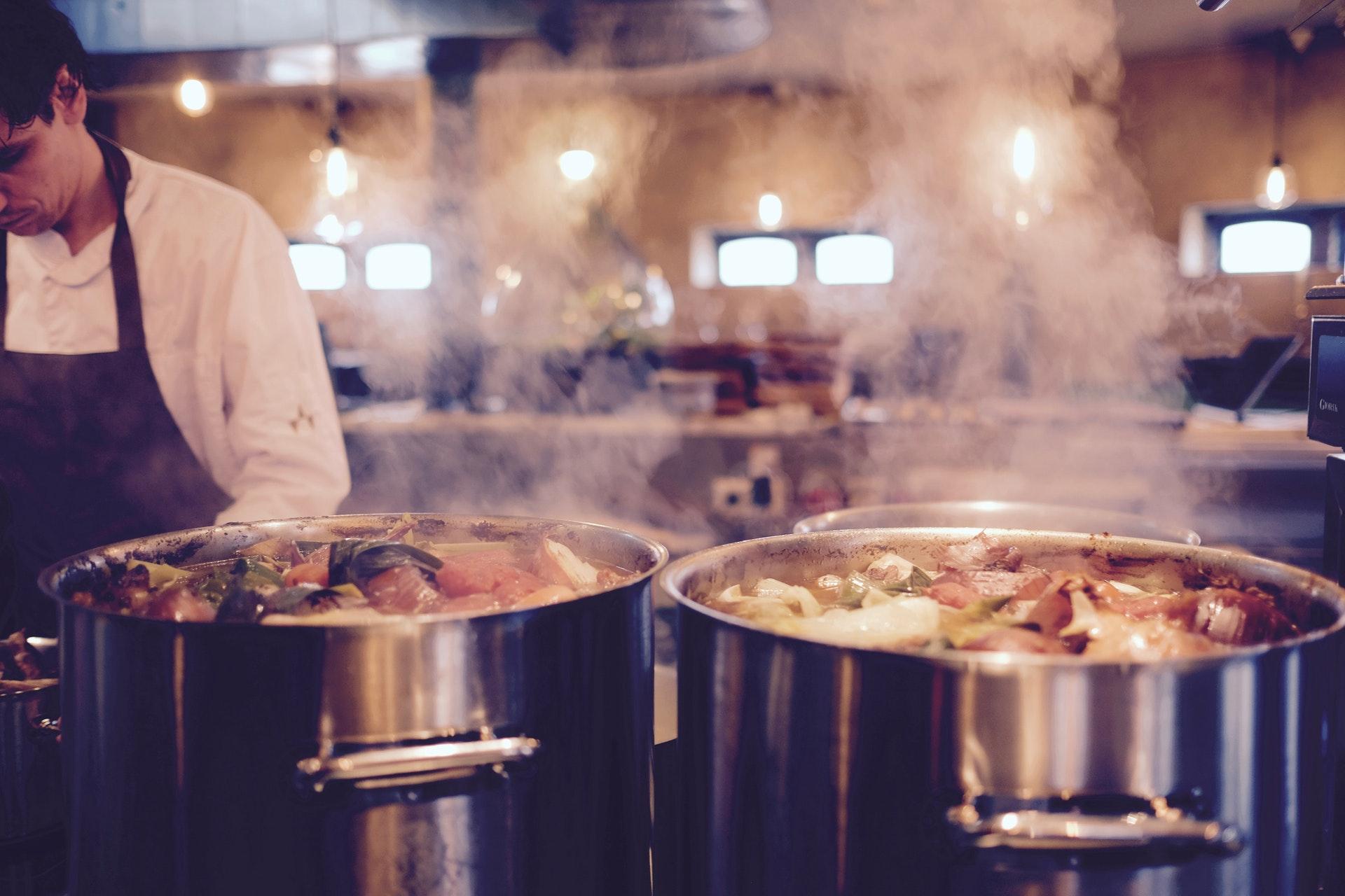 Kuchař - kuchyně - chef