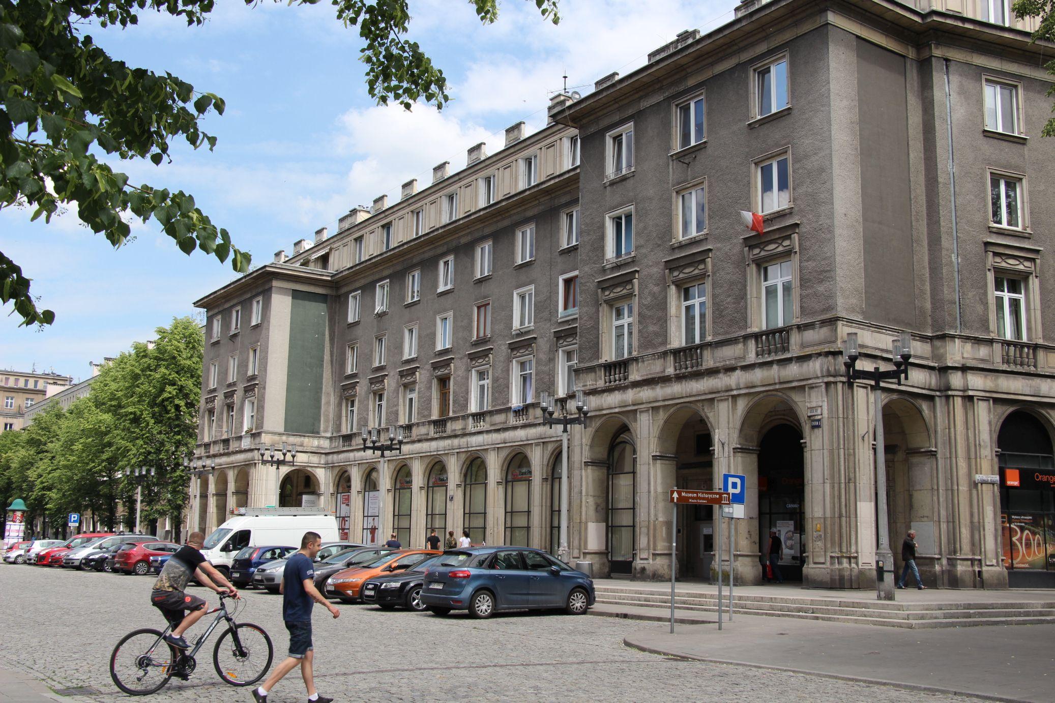 Nowa Huta byla výstavní síní polského budovatelského socialismu