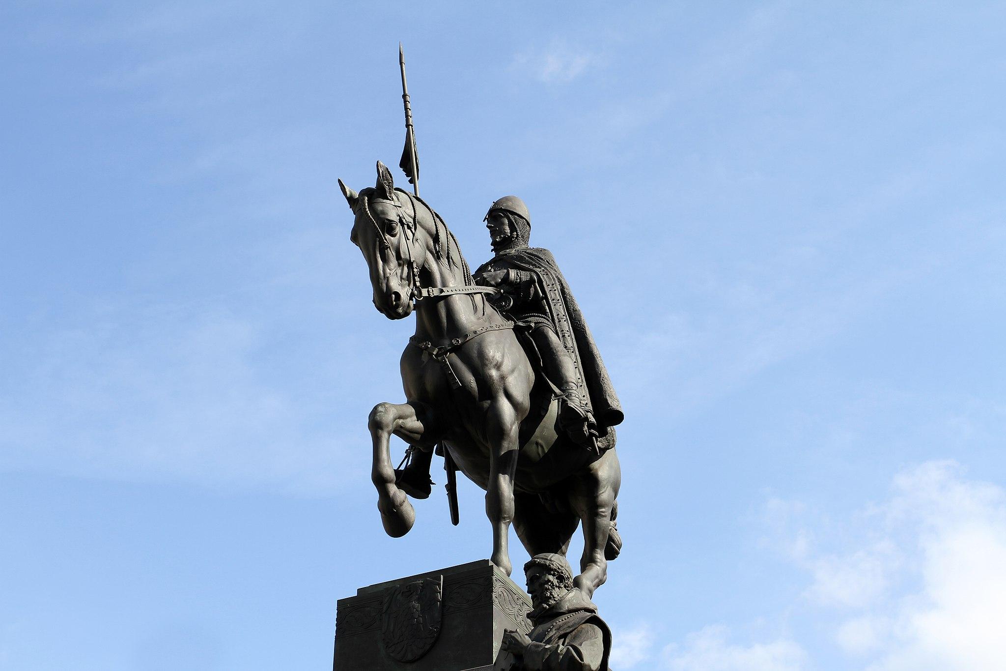 Pomník sv. Václava (Praha, Nové Město)