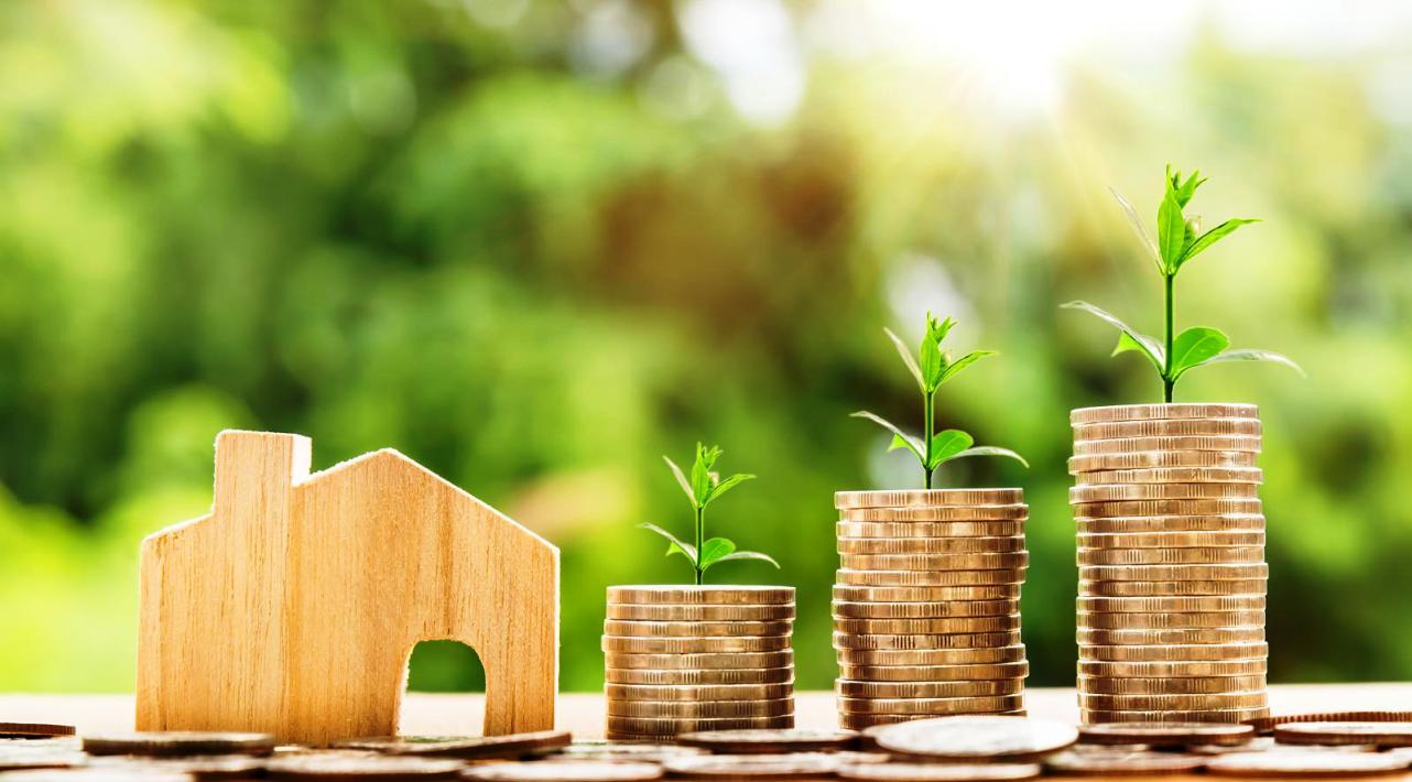Hypotéka na bydlení (ilustrační foto)