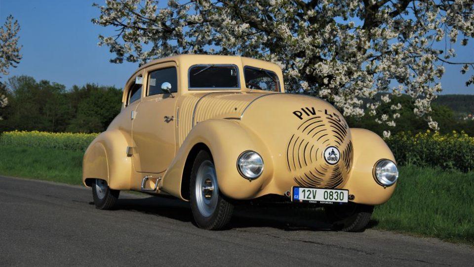 Wikov 35 odstartoval ve 30. letech éru aerodynamických aut