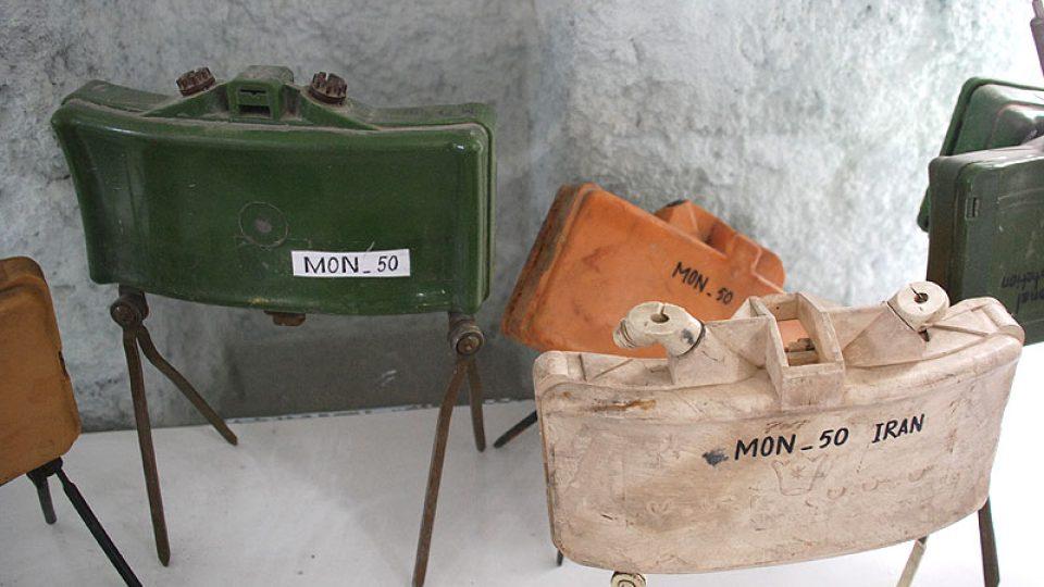 Miny typu Mon-50