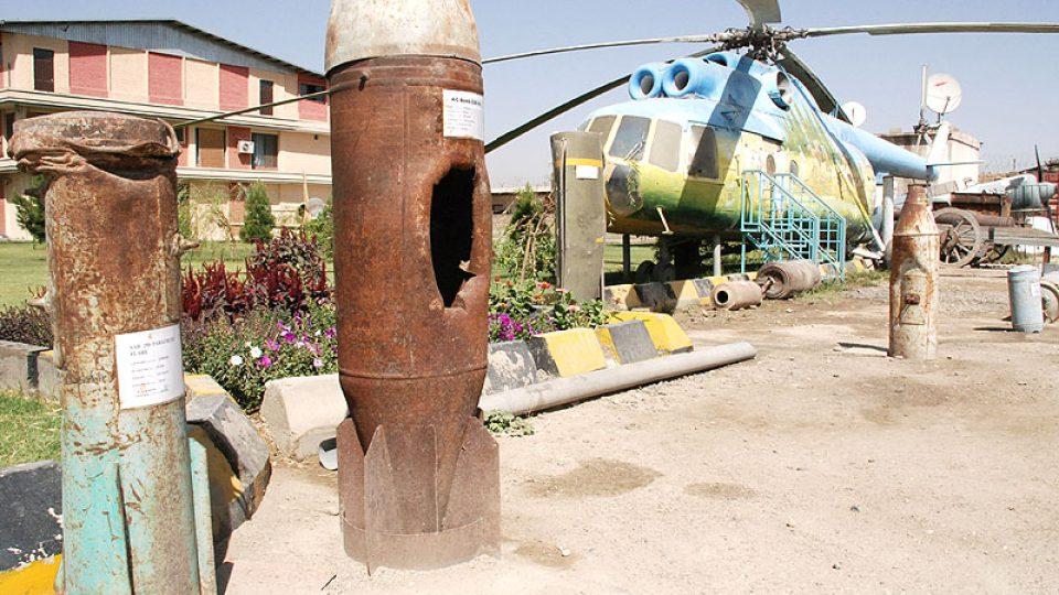 Organizace pro odminování Afghánistánu