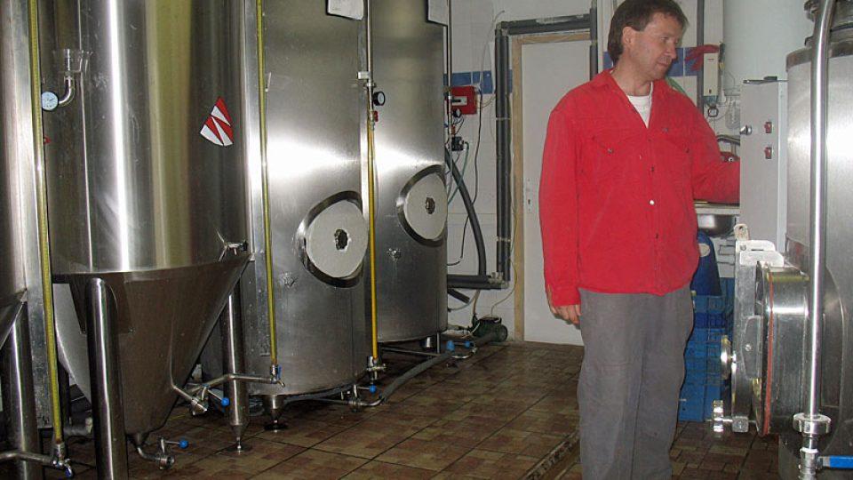 Uvnitř jediného bratislavského pivovaru