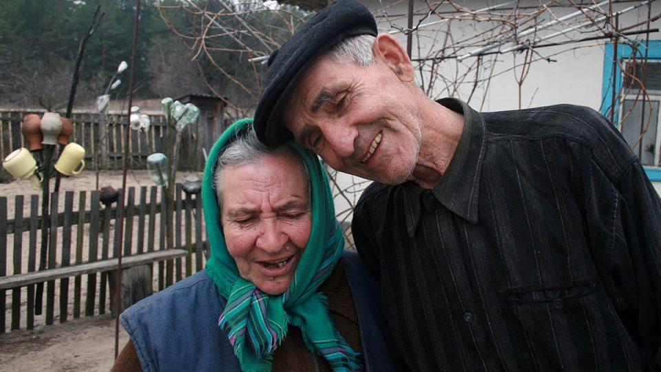 Manželskému páru se prý v Černobylu žije dobře