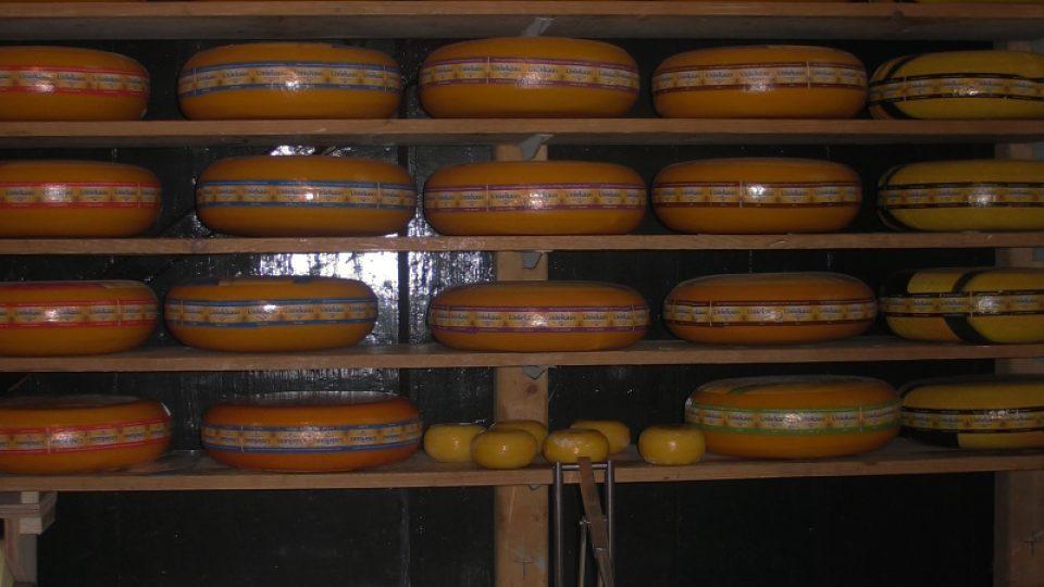 Jednotlivé druhy se u goudy podobně jako u jiných sýrů odlišují podle doby zrání