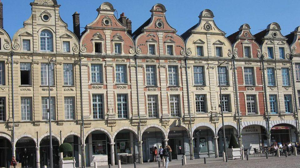 Architektura francouzského Arrasu