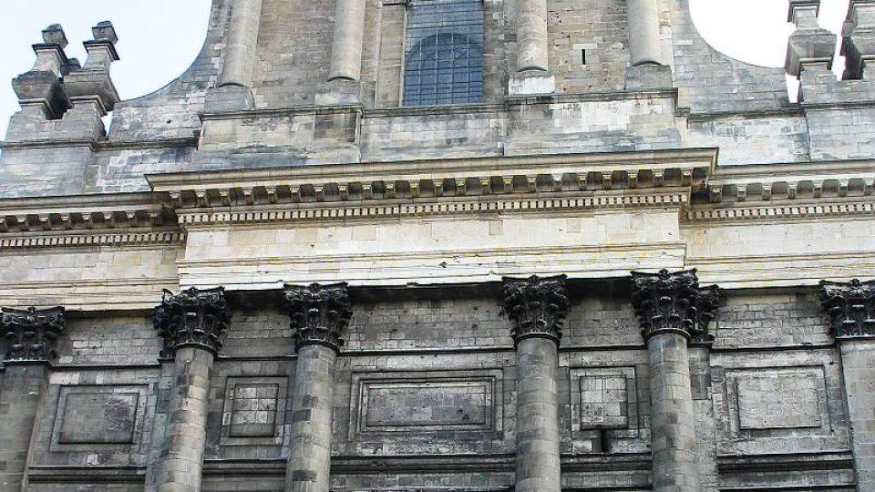 Hlavní kostel pochází z 18. století